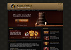 Cake Poker Website
