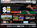Red Kings Poker Website