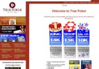 True Poker Website
