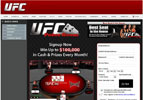 UFC Poker Website