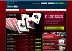 William Hill Poker Club Website
