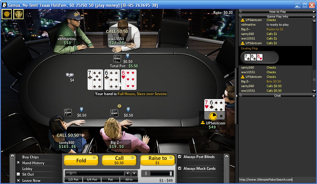 Bwin Poker Turniere