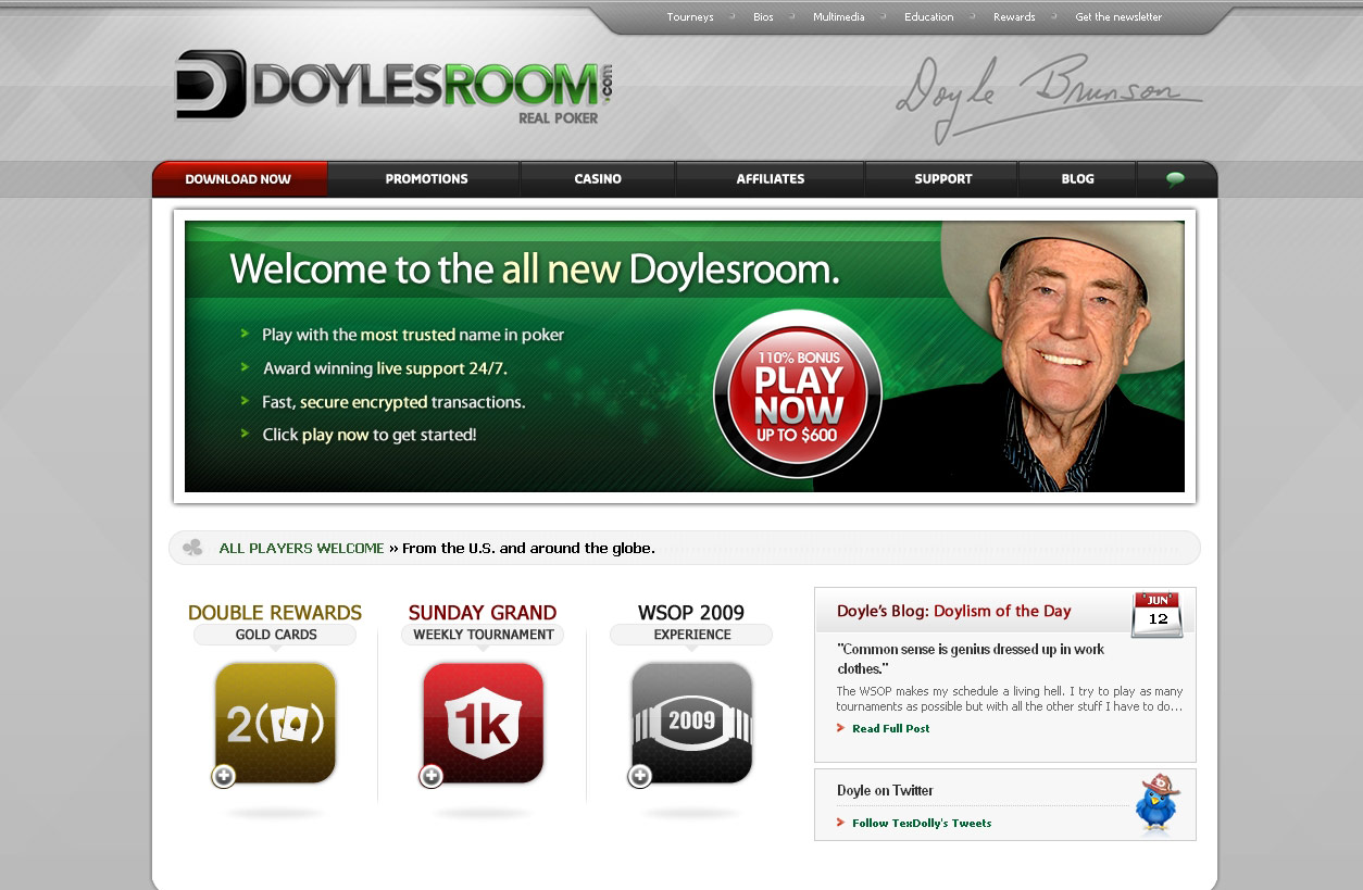 Doyles Room
